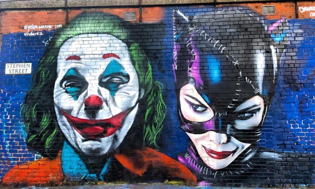 Street Artist Belfast