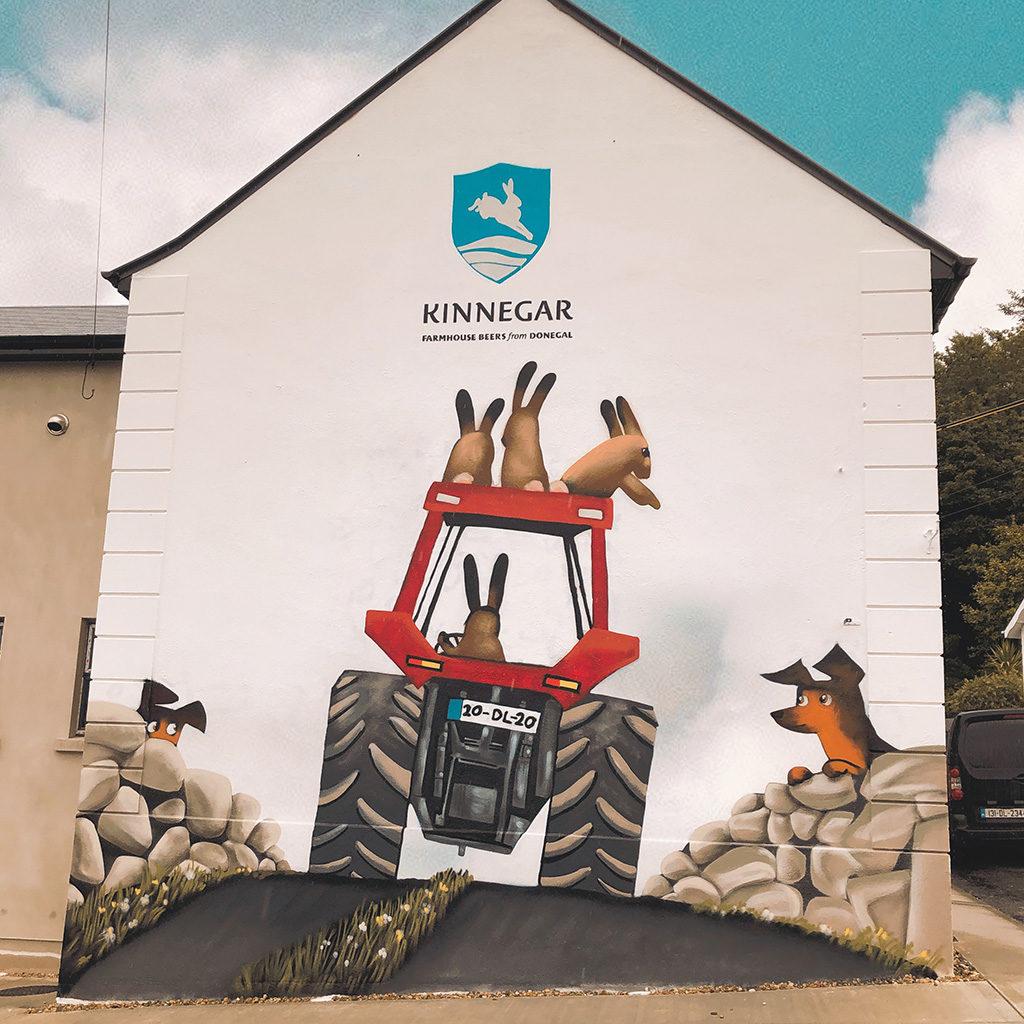 Mural Graffiti Artist Donegal