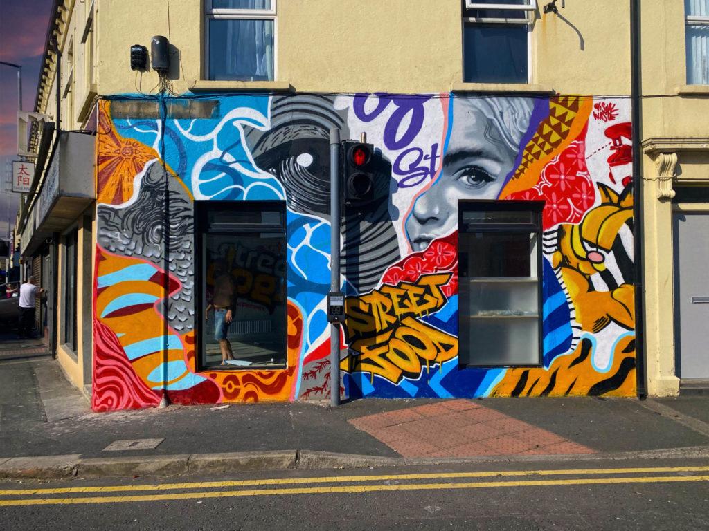 Commercial Murals Northern Ireland