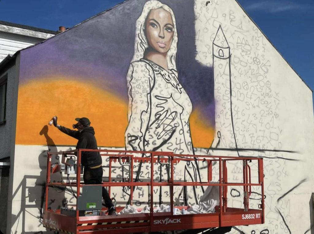 Graffiti Murals Northern Ireland